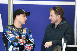 Alex Lowes, Pata Yamaha; Neil Hodgson