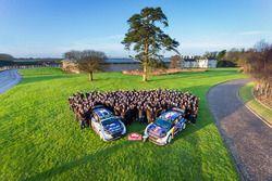 Sébastien Ogier, Julien Ingrassia, M-Sport, Ford Fiesta WRC, Ott Tänak, Martin Järveoja, M-Sport, Fo