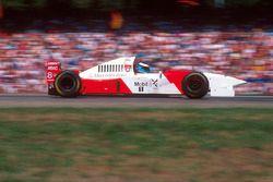 Мика Хаккинен, McLaren
