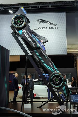 Formel-1-Auto von Jaguar