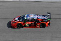 #48 Paul Miller Racing, Lamborghini Huracan GT3: Madison Snow, Bryan Sellers, Bryce Miller, Andrea C