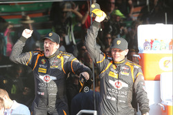 ST second place Jeff Mosing, Eric Foss, Murillo Racing