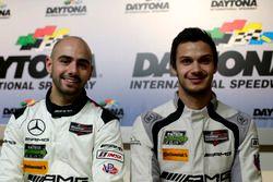 #33 Riley Motorsports Mercedes AMG GT3: Mario Farnbacher, Adam Christodoulou