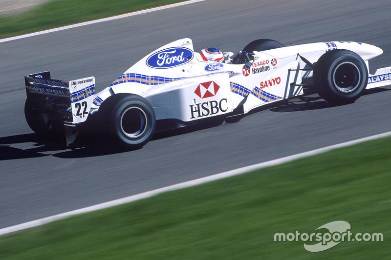 #22: Rubens Barrichello, Stewart, SF-1
