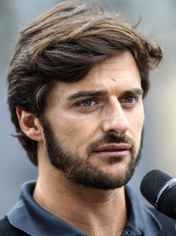 #4 ByKolles Racing CLM P1/01: Marco Bonanomi