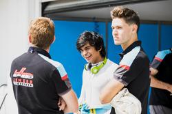 Arjun Maini, Jenzer Motorsport and Alessio Lorandi, Jenzer Motorsport