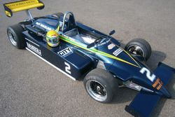 La Ralt RT3 di Ayrton Senna
