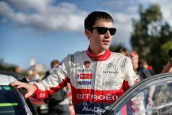 Craig Breen, Citroën World Rally Team, Citroen C3 WRC