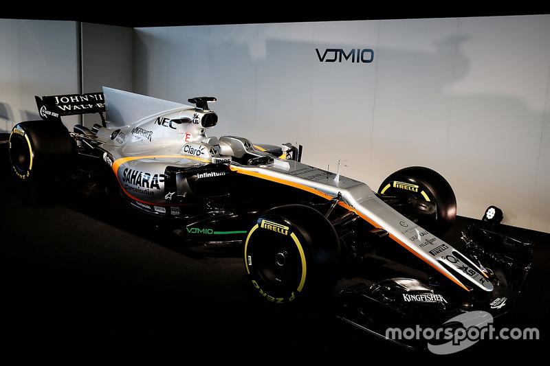 2017 : Force India VJM10