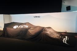 Накритий болід Sahara Force India F1 VJM10