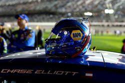 Helmet of Chase Elliott, Hendrick Motorsports Chevrolet