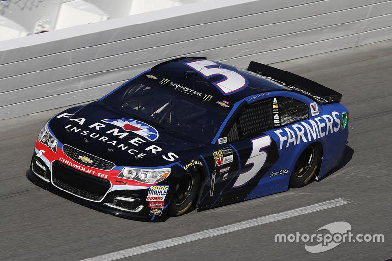 7. Kasey Kahne, Hendrick Motorsports, Chevrolet