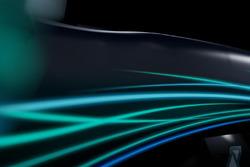 Mercedes AMG F1 W08 Hybrid detalle