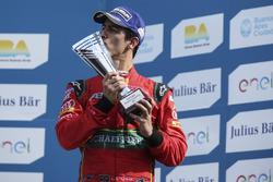 Podium: third place Lucas di Grassi, ABT Schaeffler Audi Sport