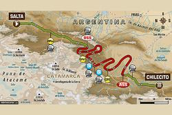 9. Etappe: Salta - Chilecito