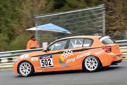 BMW 125i: Марк Шульжицкий, Марк-Ремо Кюндиг