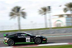 #44 Generation AMR Superracing Aston Martin Vantage GT4: James Holder, Mattew George, Christopher Mu