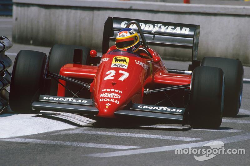 1985年:フェラーリ156/85