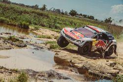 #307 Peugeot Sport Peugeot 3008 DKR: Сириль Депре и Давид Кастера