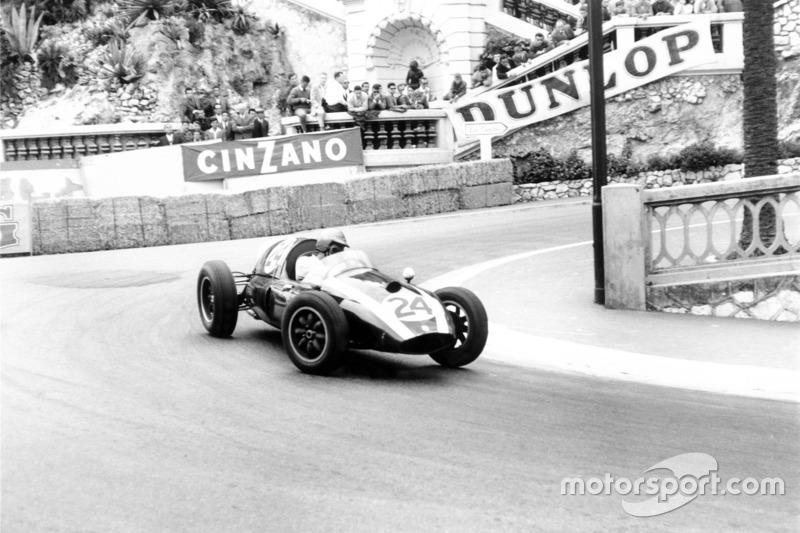 Jack Brabham: Cooper (1955 y 1957-1961)