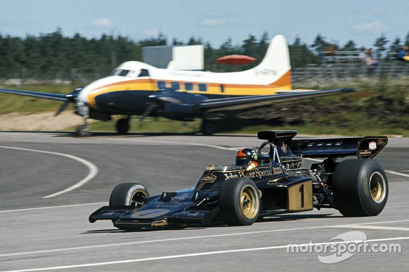 Lotus 72E (1973-1975)