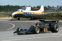 Эмерсон Фиттипальди, Lotus 72E Ford