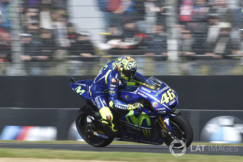 Валентино Росси, Yamaha