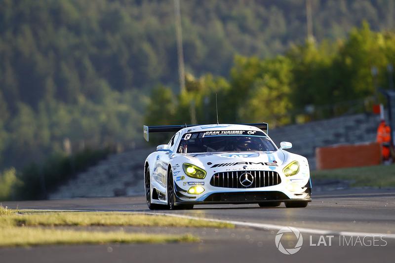 5. #1 Black Falcon, Mercedes-AMG GT3