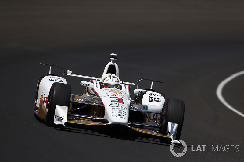 19. Helio Castroneves, Team Penske Chevrolet