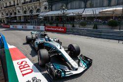 Valtteri Bottas, Mercedes-Benz F1, W08 Hybrid