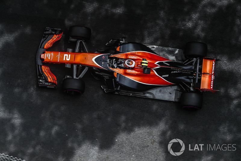 Verlierer: McLaren