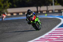 #57 DL Moto Racing, Kawasaki: Mickael Morin, Eric-Alexandre Farlat, Clement Stoll