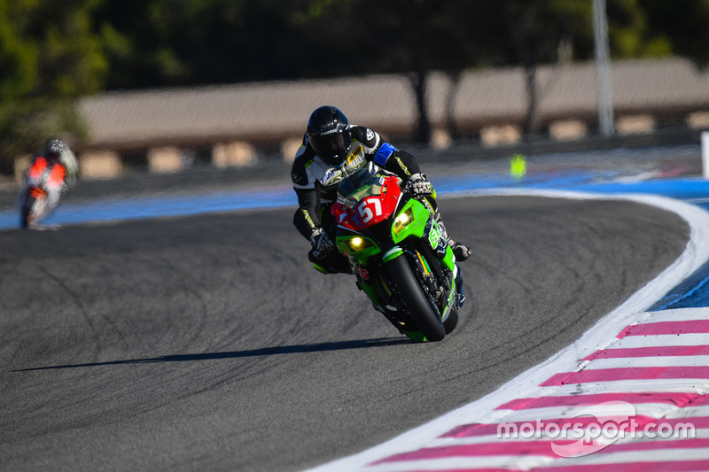 37. #57 DL Moto Racing, Kawasaki: Mickael Morin, Eric-Alexandre Farlat, Clement Stoll