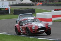 1963 AC Cobra Le Mans Coupé , Andrew Haddon - Shaun Lynn