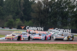 Martin Serrano, Coiro Dole Racing Chevrolet, Camilo Echevarria, Alifraco Sport Chevrolet, Josito Di Palma, Laboritto Jrs Torino