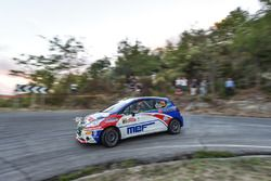 Tommaso Ciuffi, Peugeot 208 R2