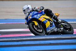 #89 Phi Endurance, Kawasaki: Didier Vincent, Johnny Renaud, Bernard Chevalier