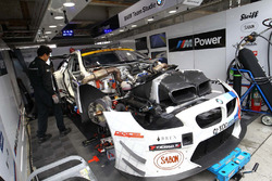 #7 BMW Team Studie BMW M6 GT3
