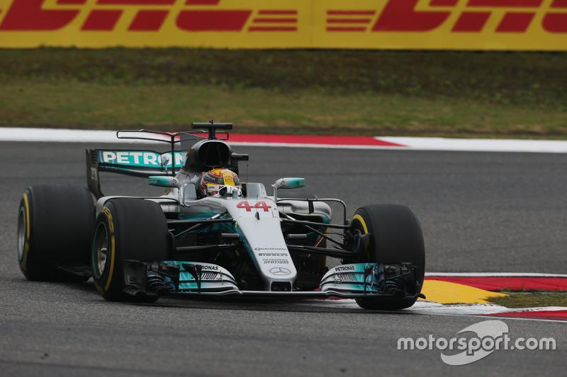 2017 - Lewis Hamilton