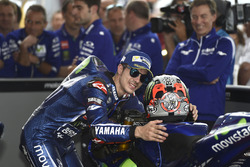 Race winner Maverick Viñales, Yamaha Factory Racing