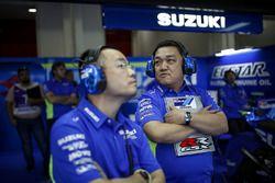 كين كاواوشي، المُدير التقني لفريق سوزوكي