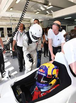 Patrick Friesacher, F1 Experiences, Doppelsitzer-Fahrer und Passagier