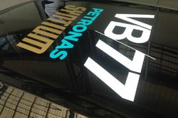La Mercedes C63 AMG usata da Valtteri Bottas