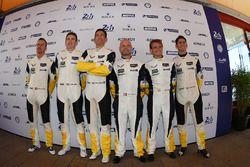Marcel Fassler, Tommy Milner, Oliver Gavin, Jan Magnussen, Antonio Garcia, Jordan Taylor, Corvette Racing