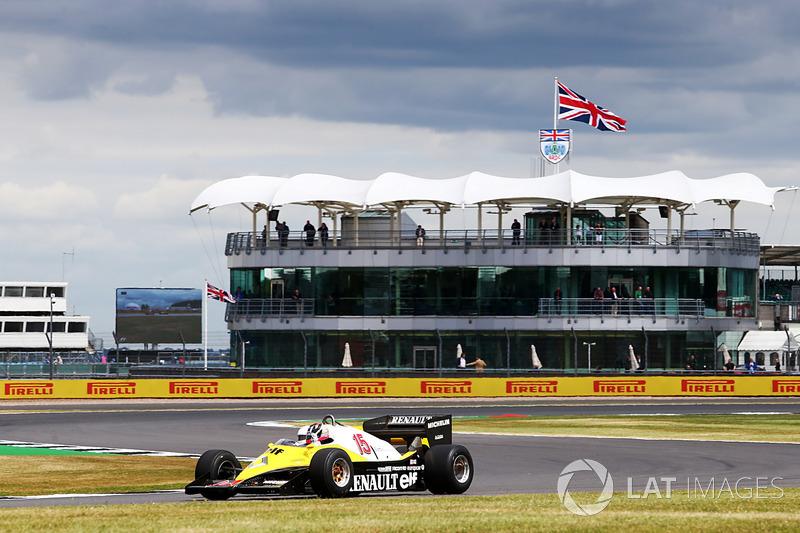 Renault Sport F1 Team F1, Franck Montagny