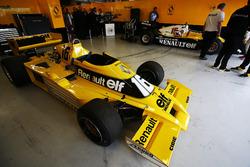 Renault Sport F1 Team F1 Historic: Рене Арну
