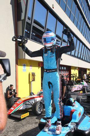 Il vincitore della gara Job Van Uitert, Jenzer Motorsport