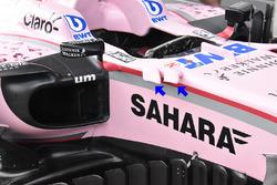 Sahara Force India F1 VJM10 в деталях