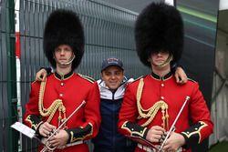 Felipe Massa, Williams en de Palace Guards