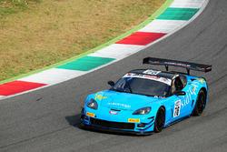 Corvette Z06 R-GT3 #76: Colajanni-Del Castello